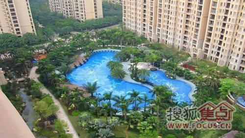 星河湾十年间相继打造了北京星河湾,浦东星河湾,广州星河湾·海怡半岛
